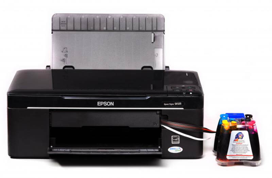 Epson SX130 с СНПЧ