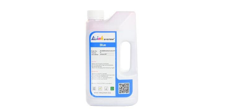 Чернила ультрахромные Blue 1 литр для принтеров Epson R1800
