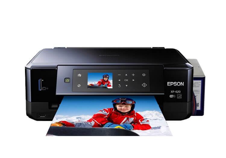 МФУ Epson Expression Premium XP-620 с СНПЧ