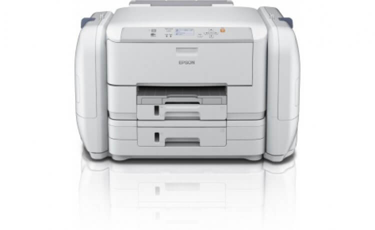 фото Принтер Epson WorkForce Pro RIPS WF-R5190DTW