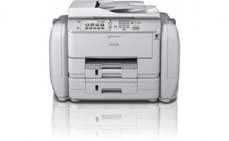фото МФУ Epson WorkForce Pro RIPS WF-R5690DTWF