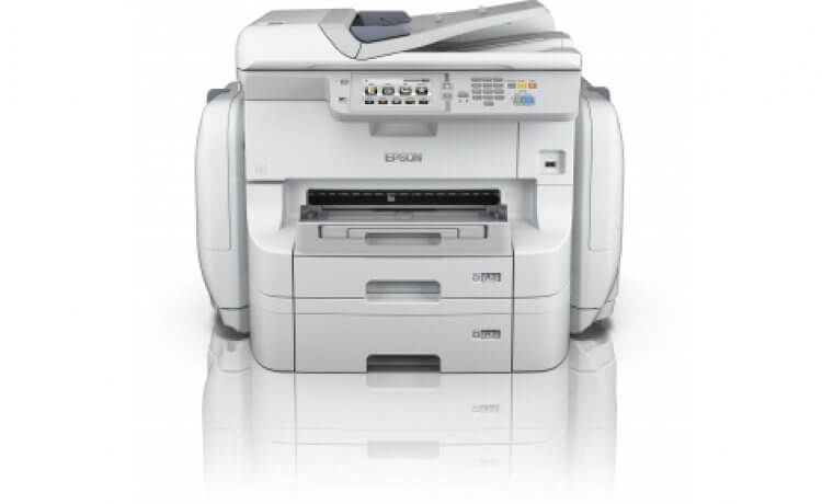 фото МФУ Epson WorkForce Pro RIPS WF-R8590DTWF